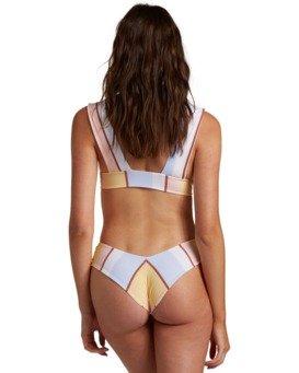 Feeling Sunny Fiji - Reversible Bikini Bottoms for Women  W3SB89BIP1
