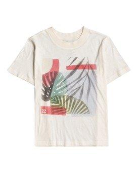 Palm Deco - T-Shirt for Women  W3SS09BIP1