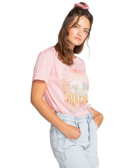 Day Dream Away - Boyfriend T-Shirt for Women  W3SS12BIP1