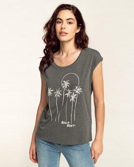 Mas Palms - T-Shirt for Women  W3SS28BIP1