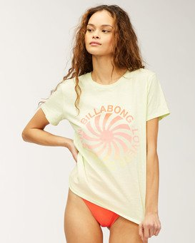 Surfadelic - Boyfriend T-Shirt for Women  W3SS38BIP1