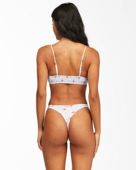 On The Path Mini Crop - Bikini Top for Women  W3ST58BIP1