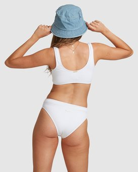 Sand Dunes - Tie Bikini Top for Women  W3ST93BIP1