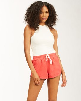 Road Trippin - Beach Shorts for Women  W3WK54BIP1