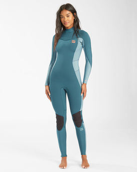 3/2mm Synergy - Back Zip Wetsuit for Women  W43G53BIP1
