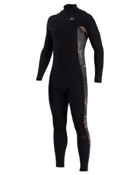 Revolution Pro - 3/2mm Chest Zip Wetsuit for Men  W43M51BIP1