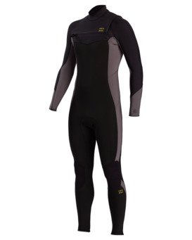 Absolute - 3/2mm Chest Zip GBS Wetsuit for Men  W43M54BIP1