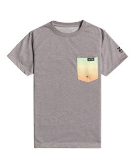 Team Pocket - Short Sleeve UPF 50 T-Shirt for Boys  W4EQ07BIP1