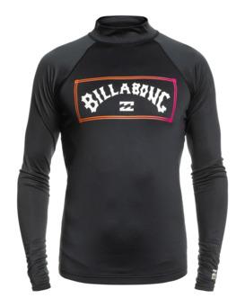 Unity - Long Sleeve UPF 50 Rash Vest for Men  W4MY12BIP1