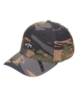 Adventure Division Surftrek - Stretch Fit Cap for Men  W5CF02BIP1