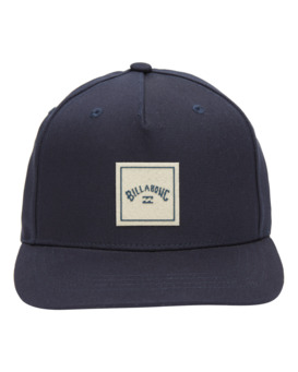 Stacked - Snapback Cap for Men  W5CM08BIP1