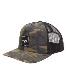 Stacked - Trucker Cap for Men  W5CT04BIP1