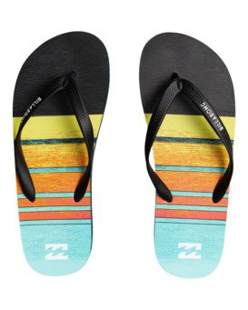 Tides 73 Stripe - Flip Flops for Men  W5FF23BIP1