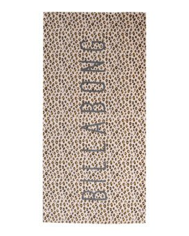 Lie Down - Large Beach Towel for Women  W9TO05BIP1