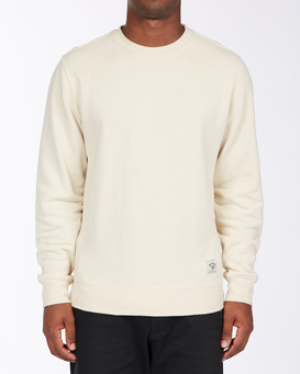 Adventure Division Ventura Hemp - Recycled Sweatshirt for Men  X1FL01BIS1