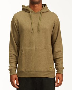 Adventure Division Ventura Hemp - Recycled Hoodie for Men  X1FL02BIS1