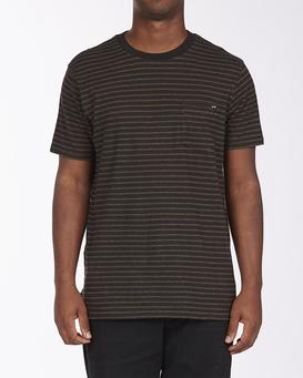 Adventure Division El Dorado Hemp Stripe - T-Shirt for Men  X1JE27BIS1