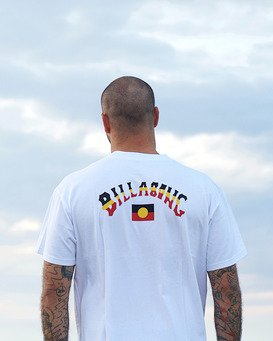 Flag Arch - T-Shirt for Men  X1SS15BIS1