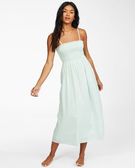 Baja Breeze - Midi Dress for Women  X3DR08BIS1