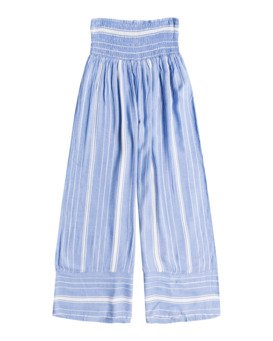 All Lined Up - Cropped Trousers for Women  X3PT05BIS1