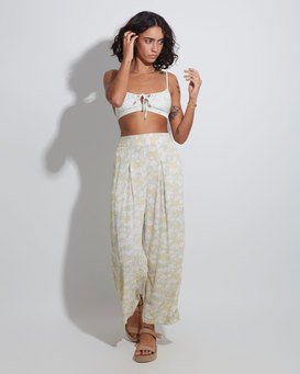 Melody - Wide Leg Trousers for Women  X3PT08BIS1