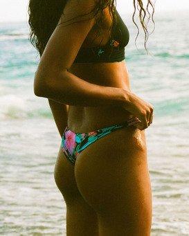 Tropic Time Rev Tanga - Recycled Bikini Bottoms for Women  X3SB16BIS1