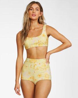 Make You Mine Tank - Recycled Bikini Top for Women  X3ST15BIS1