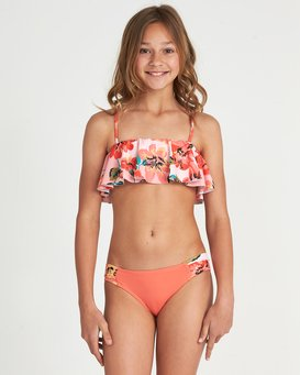 BEACH BLISS RFFL TOP  Y2031BBE
