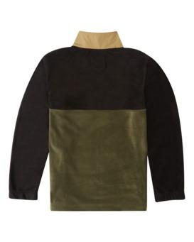 Boundary - Half Zip Pullover Fleece for Men  Z1FL45BIF1