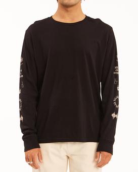 Wrangler Dreamer - Long Sleeve T-Shirt for Men  Z1LS04BIF1