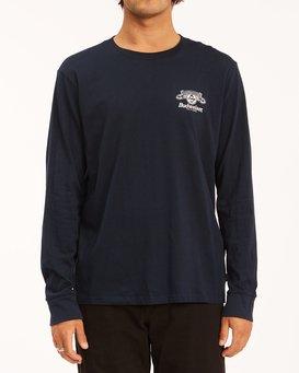 Bud Insignia - Long Sleeve T-Shirt for Men  Z1LS08BIF1