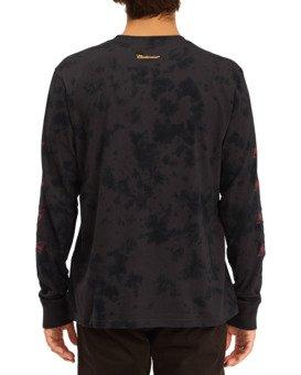 Bud Bow Tie-Dye - Long Sleeve T-Shirt for Men  Z1LS09BIF1