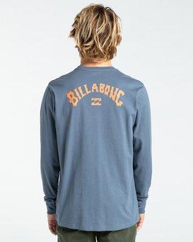 Arch Wave - Long Sleeve T-Shirt for Men  Z1LS10BIF1