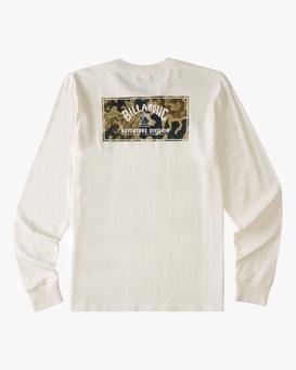 Wetlands Arch - Long Sleeve T-Shirt for Men  Z1LS19BIF1