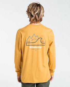 Peak Wave - Long Sleeve T-Shirt for Men  Z1LS28BIF1