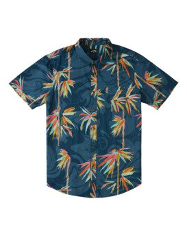 Sundays Floral - Short Sleeve Shirt for Men  Z1SH22BIF1
