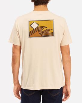 Wrangler Sandwave - T-Shirt for Men  Z1SS16BIF1