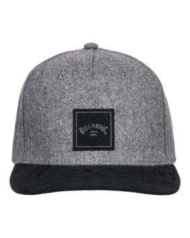 Stacked - Snapback Cap for Boys  Z2CM01BIF1