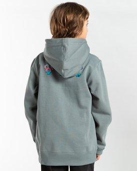Arch Fill - Hoodie for Boys  Z2HO04BIF1