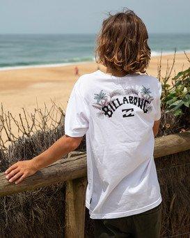 Arch Fill - T-Shirt for Boys  Z2SS09BIF1