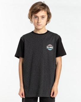 Montana - T-Shirt for Boys  Z2SS16BIF1