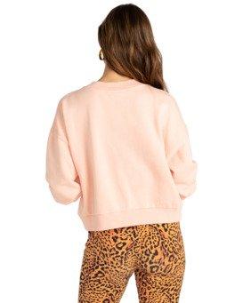 Sunny Wave - Cropped Sweatshirt for Women  Z3CR10BIF1
