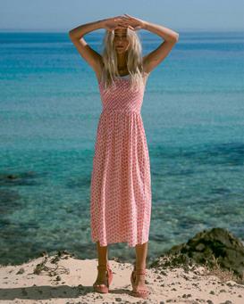 Baja Breeze - Maxi Dress for Women  Z3DR48BIF1