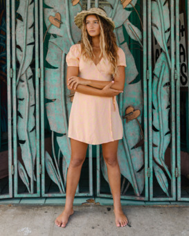 Hot Tropics - Wrap Dress for Women  Z3DR50BIF1