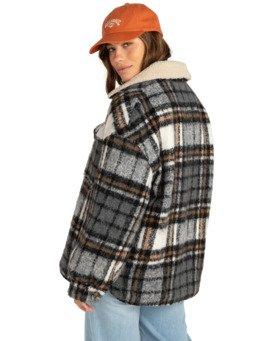 Lucky - Water Repellent Trucker Jacket for Women  Z3JK21BIF1