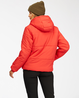 Transport Puffer 3 - Water Repellent Jacket for Women  Z3JK40BIF1
