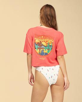 Wrangler Made It - T-Shirt for Women  Z3KT05BIF1