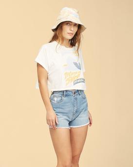 Wrangler Take It Back - T-Shirt for Women  Z3KT06BIF1