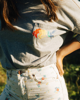 Wrangler True - T-Shirt for Women  Z3KT09BIF1
