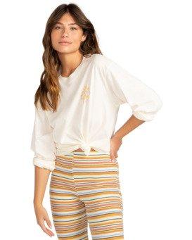 Local Favorite - Long Sleeve T-Shirt for Women  Z3LS03BIF1